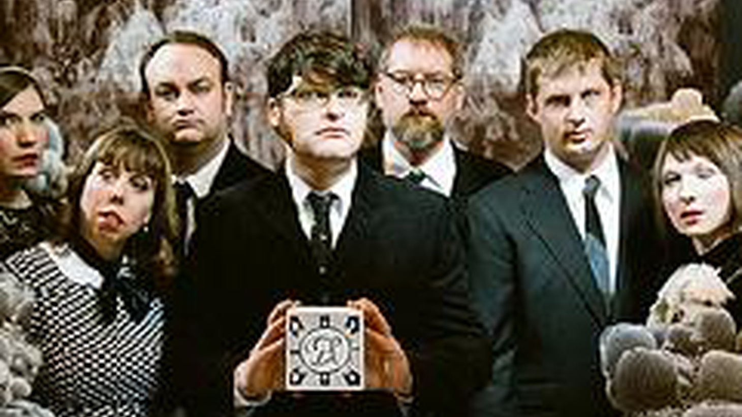 The Decemberists return to perform new songs on Morning Becomes Eclectic at 11:15am.