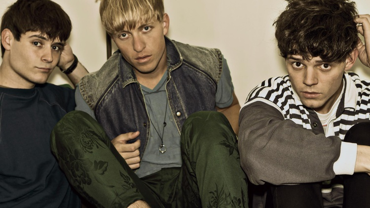 The Drums' clever lyrics and happy melodies are infectious...
