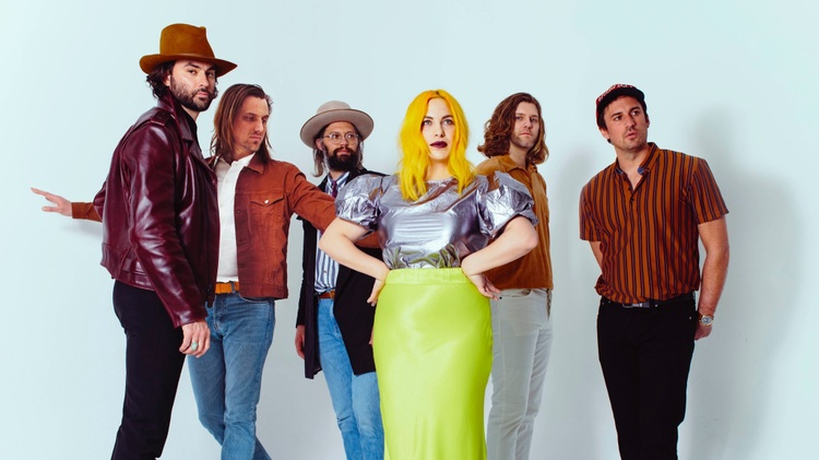 The Head and the Heart celebrate new album 'Living Mirage' with live session on MBE