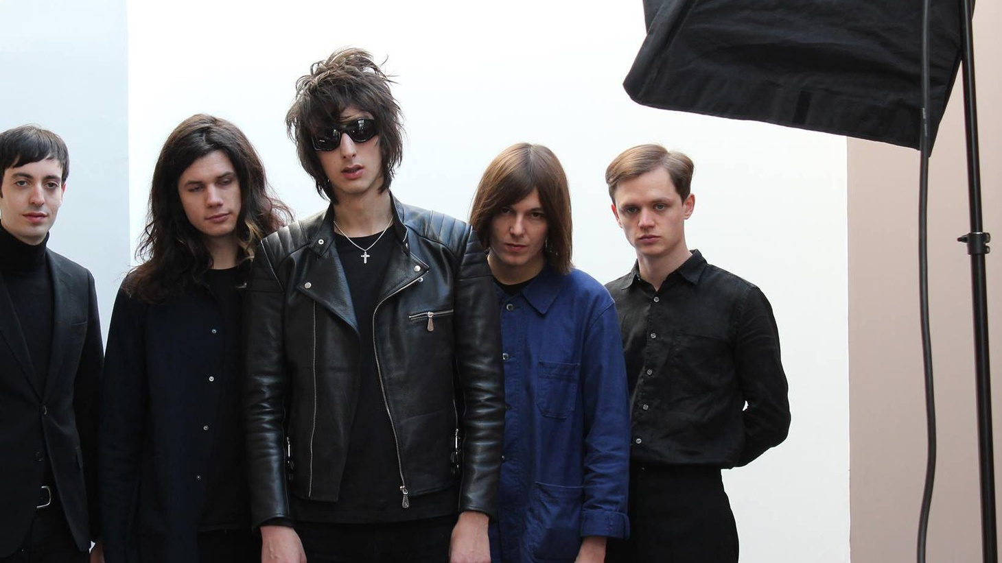 The Horrors infectious rock veers towards the dark side with flashes of pyschedelia.