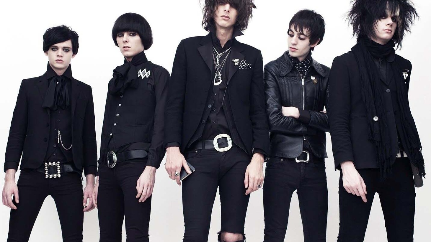 The Horrors expose their dreamy Goth songs on Morning Becomes Eclectic at 11:15am.