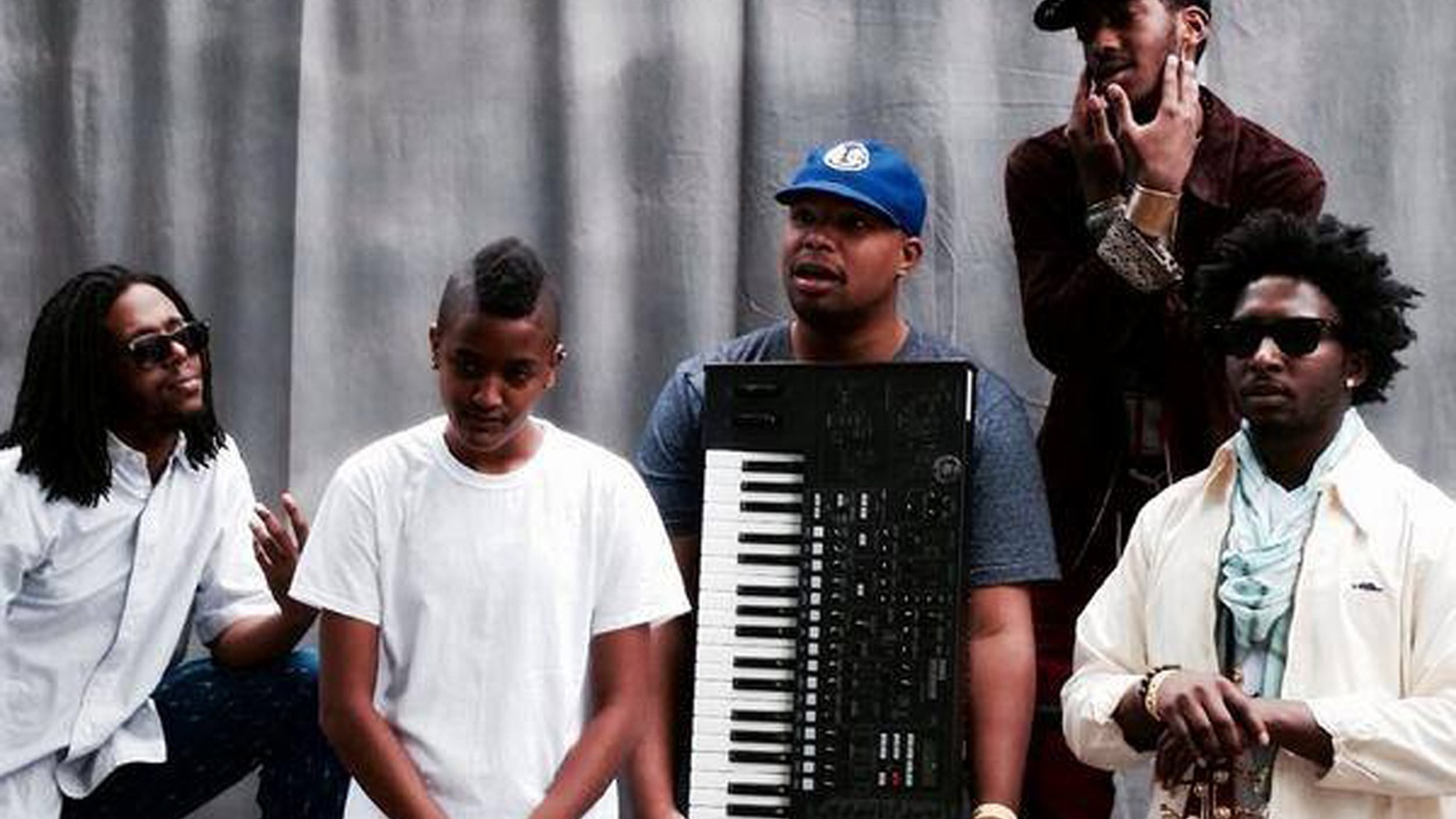 Seductive, soulful and filled with swagger, Odd Future affiliate Syd tha Kyd leads an incredible group of LA musicians known as The Internet.