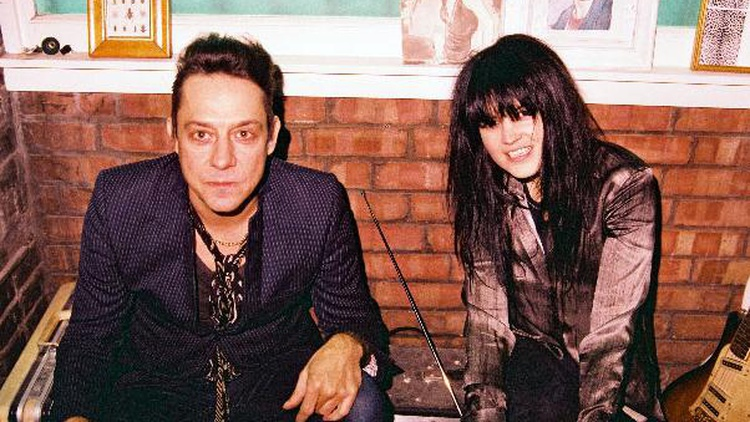 Alison Mosshart and Jamie Hince are the rock duo known as The Kills. They have an incredible chemistry and will be treating us to songs from their highly anticipated new release when they join Morning Becomes Eclectic as we broadcast from Austin's finest music festival, South by Southwest, at 11:15am.
