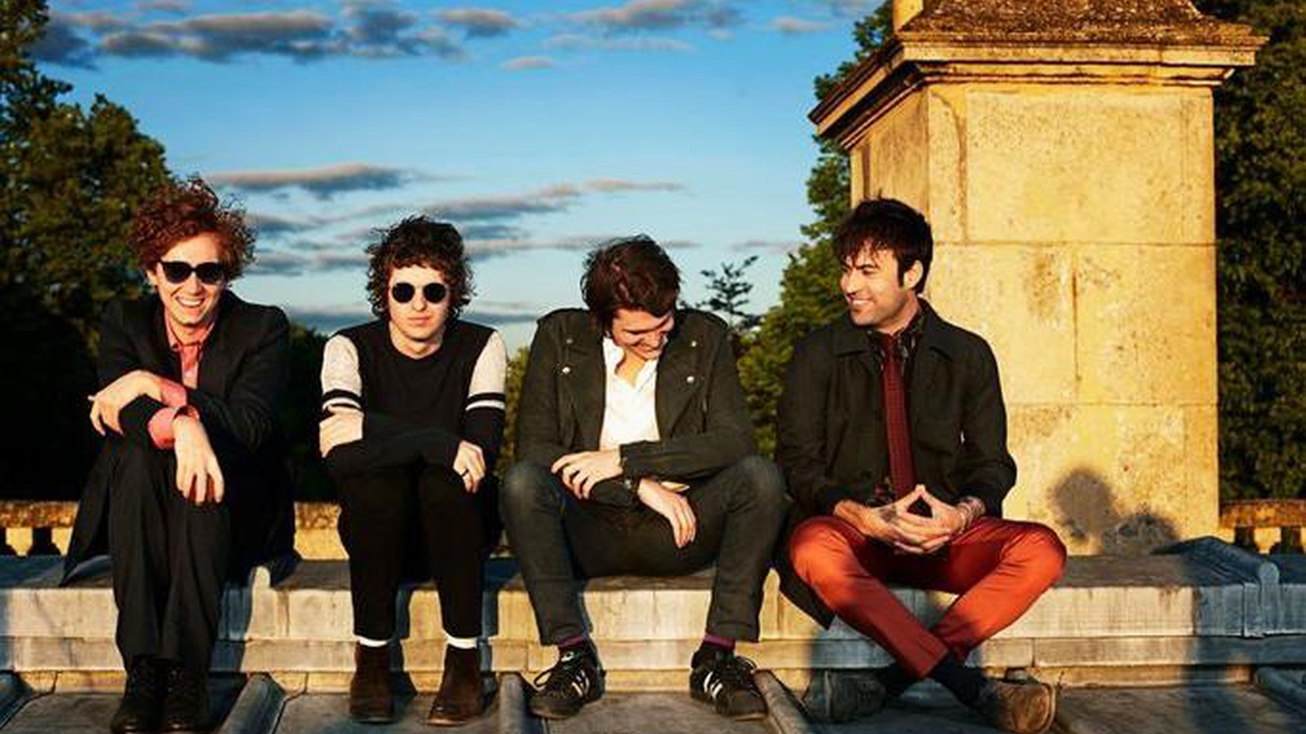 UK pop band The Kooks have an irresistible charm. They've had us hooked since their early releases and their new tunes are just as compelling...