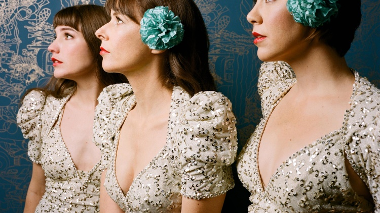Three of LA's best singer-songwriters have teamed up to form the Living Sisters.