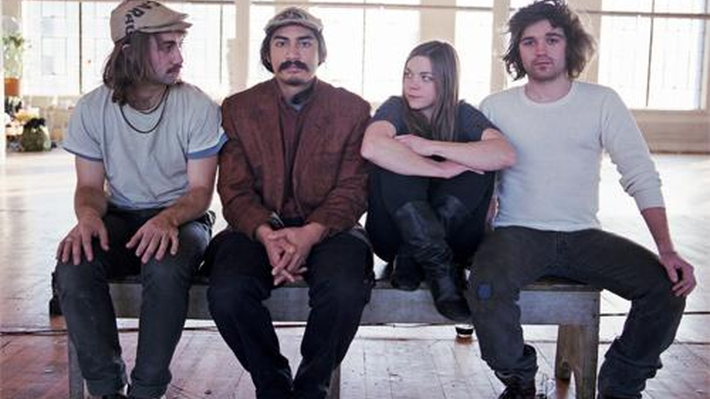 The Low Anthem's songs sound like short-stories culled from American folklore. The quartet performs on as many instruments as a full orchestra on their recent album Oh My God Charlie Darwin  We'll be treated to a live session when they join Morning Becomes Eclectic at 11:15am.
