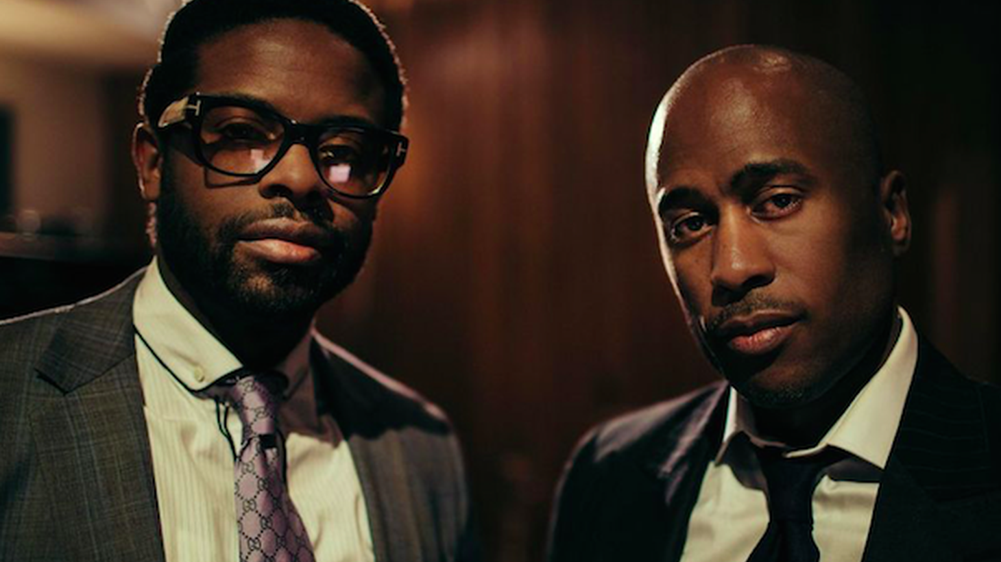 Two of hip-hop's most skilled composers Ali Shaheed Muhammad (of A Tribe Called Quest) and Adrian Younge have partnered as The Midnight Hour.