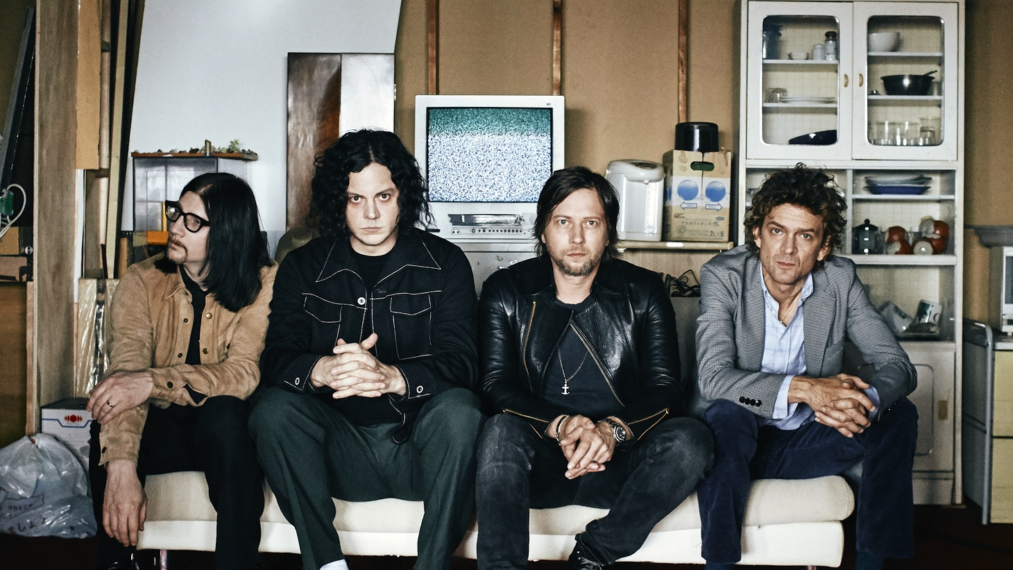 The Raconteurs return from an eleven year hiatus with their new record Help Us Stranger. We're thrilled to welcome Jack White, Brendan Benson, Jack Lawrence and Patrick Keeler for a live session at KCRW.