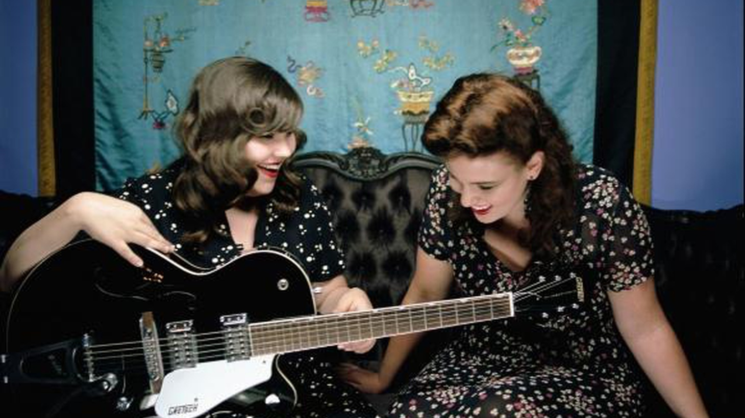 T Bone Burnett and Jack White have anointed the Secret Sisters as a duo to watch. They deliver gorgeous harmonies, whether singing renditions of songs made famous by Hank Williams and Buck Owens or their own original tunes. Hear it all on Morning Becomes Eclectic at 11:15am.