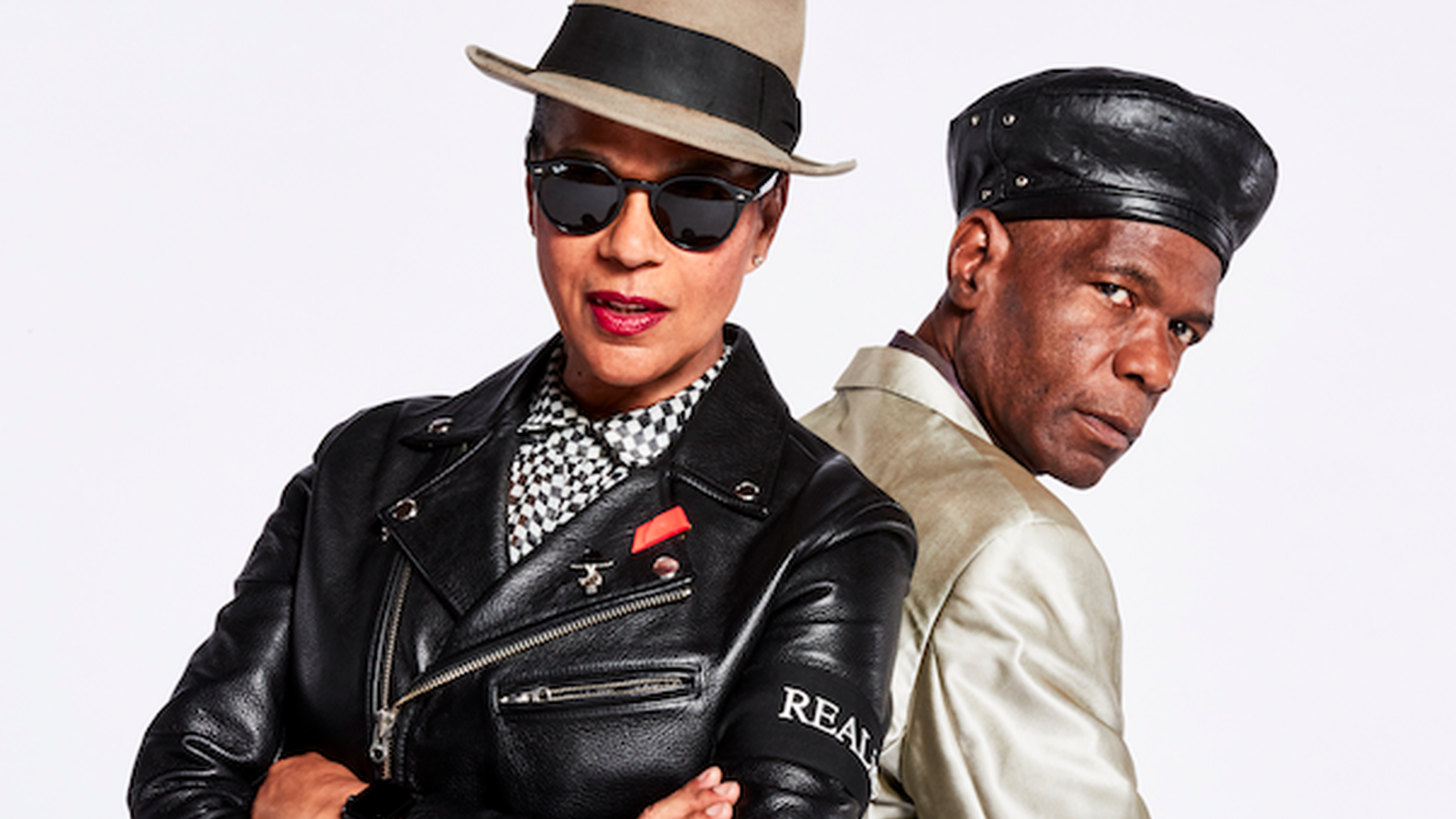 The Selecter were one of the key bands of the U.K. ska revival of the late '70s and early '80s. Led by singer -- and style icon -- Pauline Black, the band will stop by KCRW's studio for a live set during their West Coast tour.