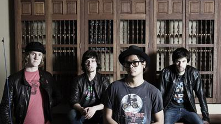 Australian artists The Temper Trap have taken the U.S. by storm with their yearning vocals and grand guitars. Their live show blew everyone away at SXSW and we'll experience it on Morning Becomes Eclectic at 11:15am.