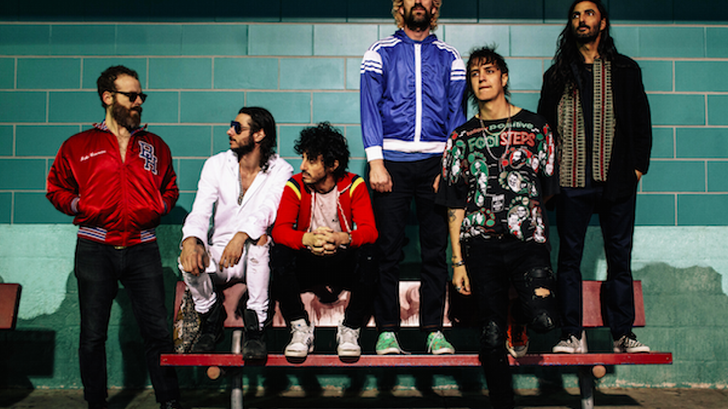 The Voidz joined us for a live session.