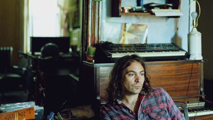 Jason Bentley has called The War On Drugs' new album one of his favorites of the year.