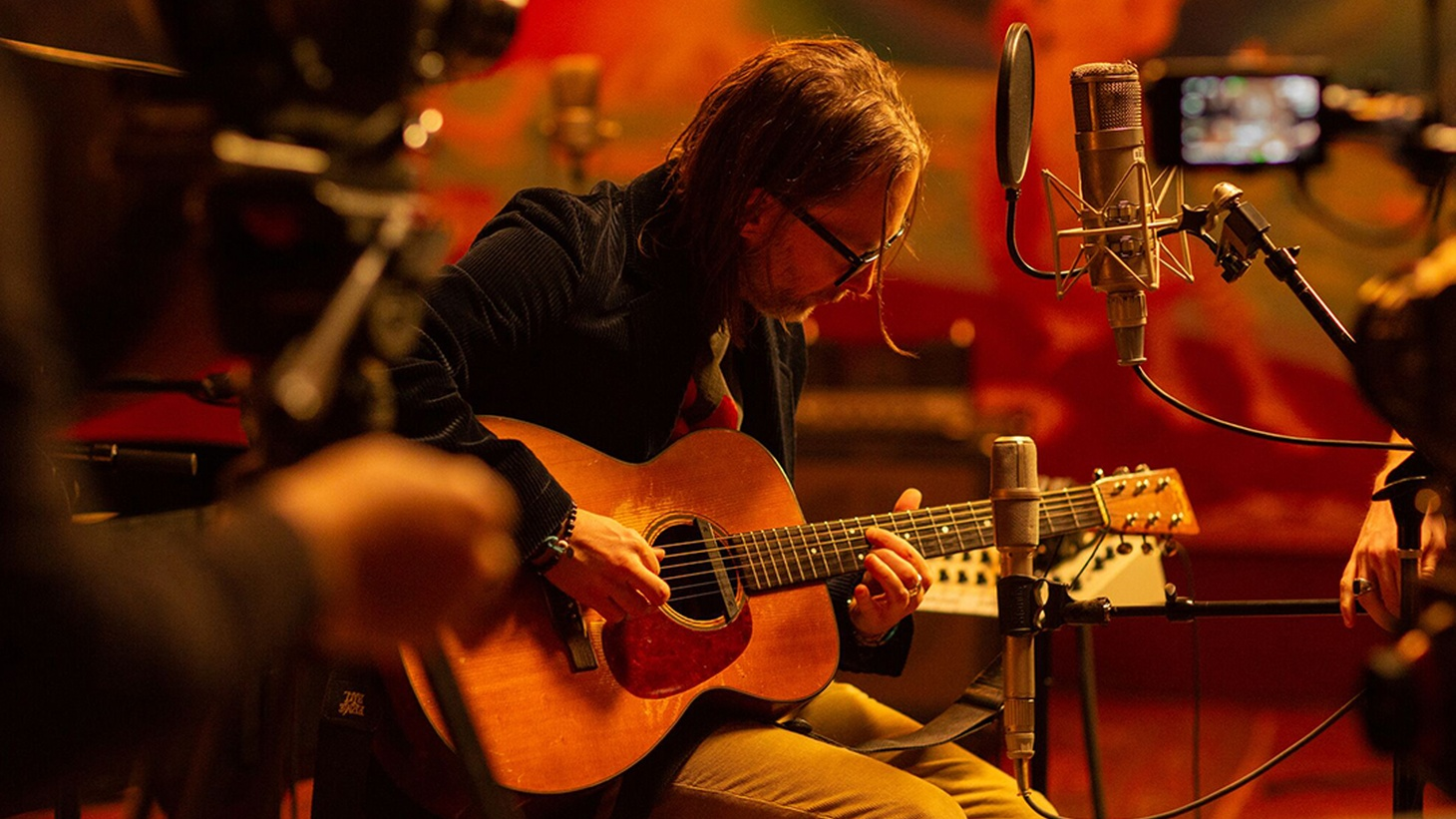 It was a remake of the 1977 supernatural horror film 'Suspiria' that drew Thom Yorke to compose his first feature film score. We'll hear about his film scoring process as well as a few live tracks from the film's soundtrack.