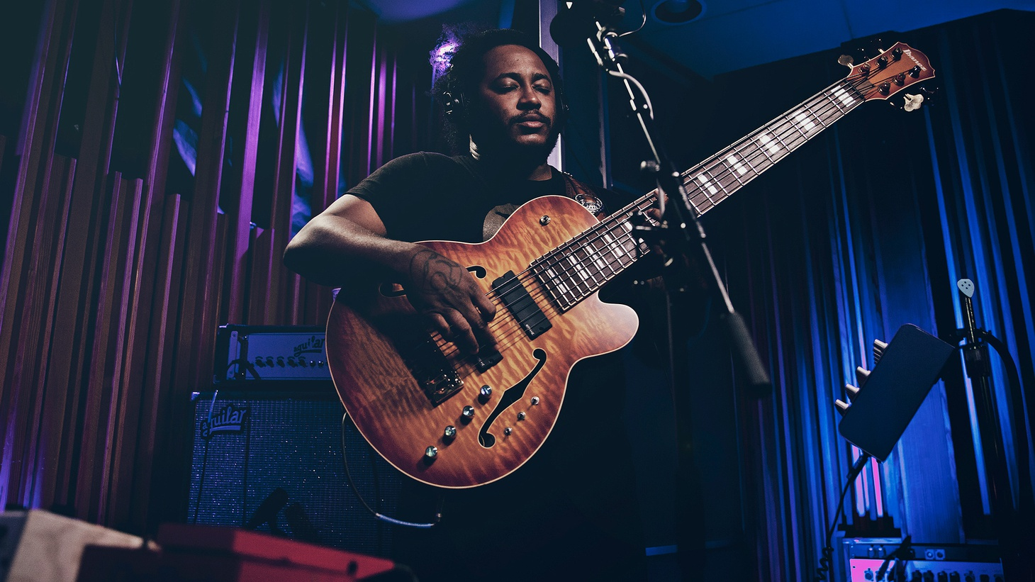 Stephen Bruner -- aka Thundercat -- is a master bass player and frequent collaborator of fellow LA natives Flying Lotus and Kendrick Lamar.