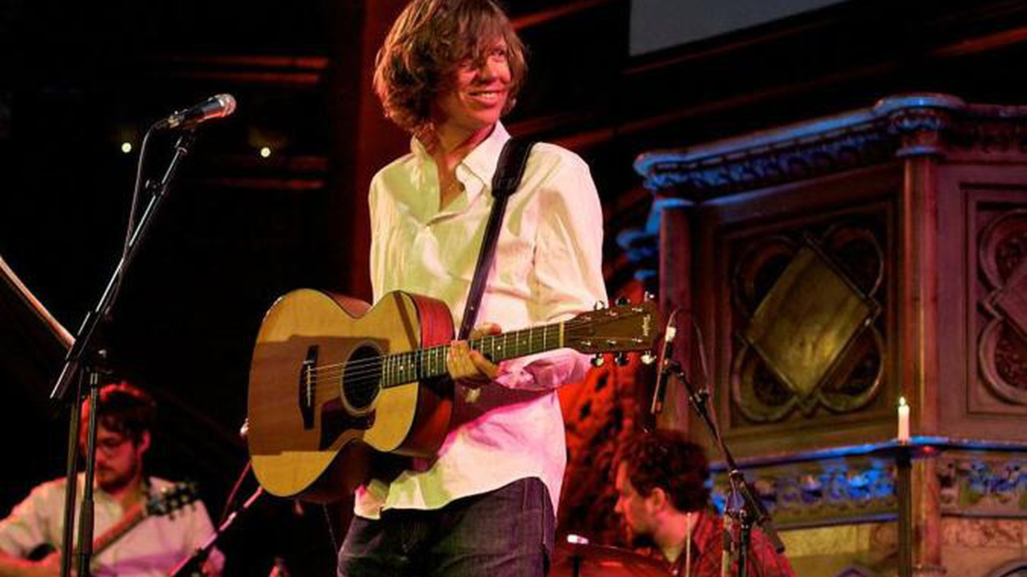 Sonic Youth front-man Thurston Moore released a surprising solo record earlier this year that showed his softer side, with more acoustic arrangements and introspective lyrics....