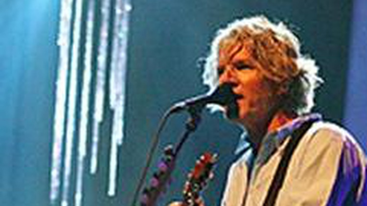 Split Enz founder and Crowded House member, Tim Finn, continues his solo career with the release of Imaginary  Kingdom and performs new songs on Morning Becomes Eclectic at 11:15am.