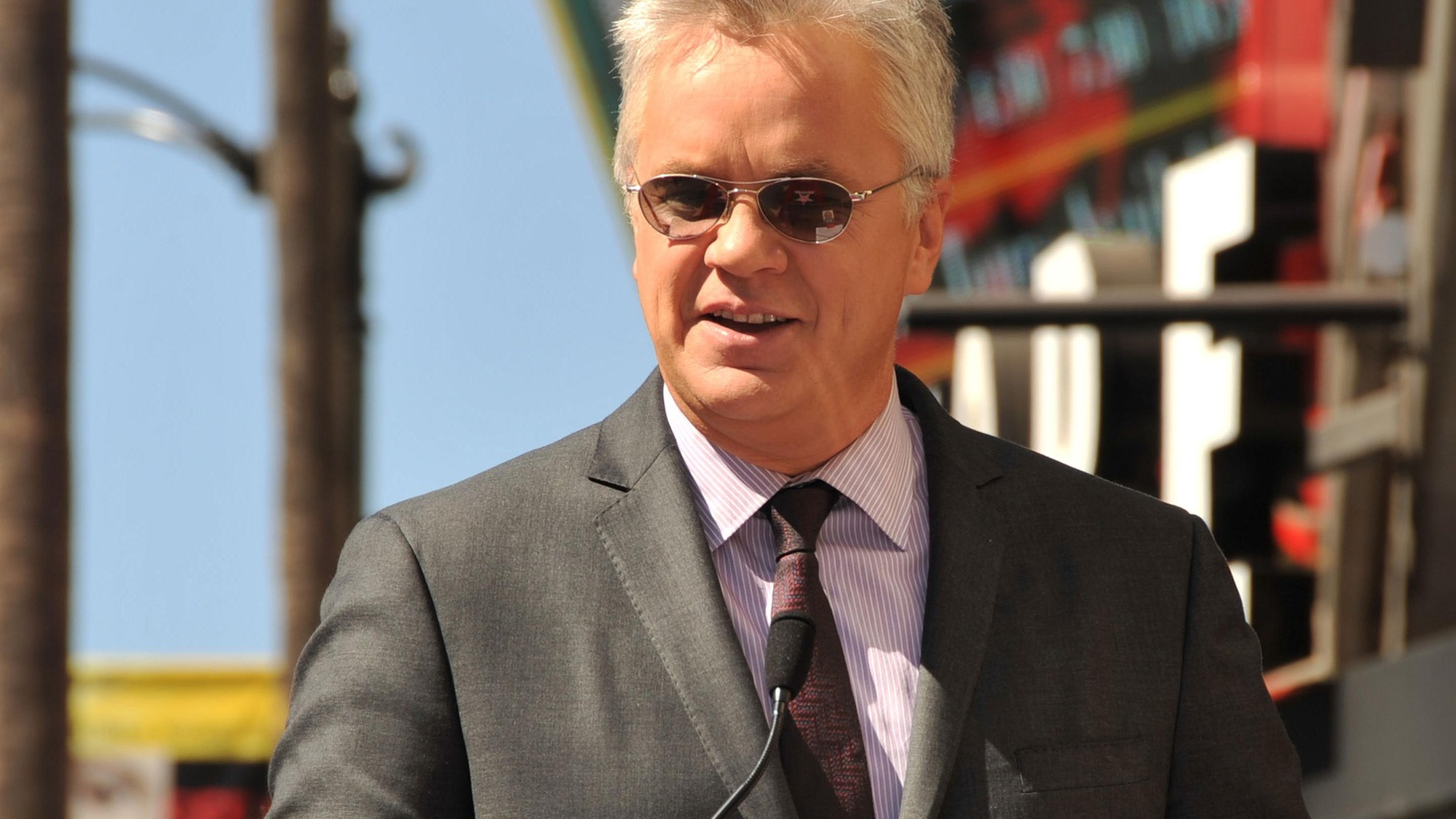 Actor and activist Tim Robbins talks about his upcoming music and culture series WTF? Festival which will feature a variety of artists including: Jackson Browne, Sarah Silverman, Gore Vidal and Ben Gibbard when he joins Morning Becomes Eclectic in the 10 o'clock hour.