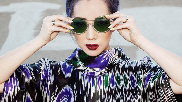 LA native Tokimonsta has a unique take on electronic dance music and is notably the first female to join the groundbreaking Brainfeeder crew, led by Flying Lotus.