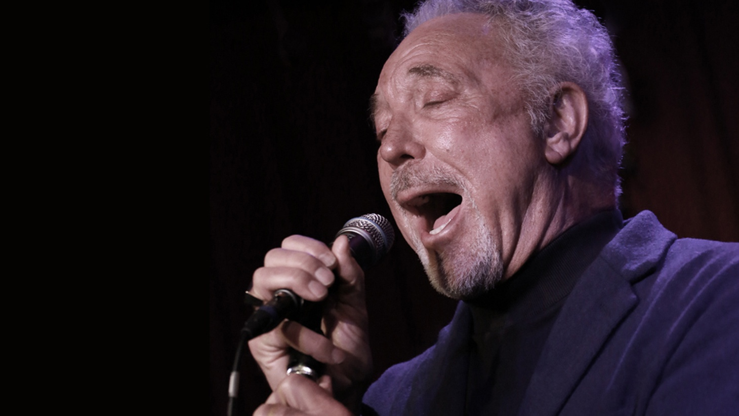Sir Tom Jones has sold over 100 million records and just released his autobiography and a new album,Long Lost Suitcase. At 75, he sounds better than ever.