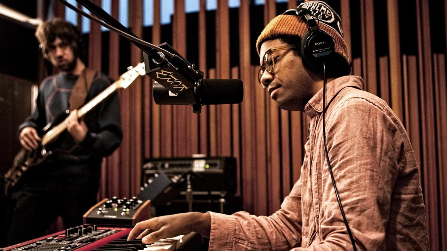 Toro y Moi's latest album has been at the top of KCRW's charts for weeks now...