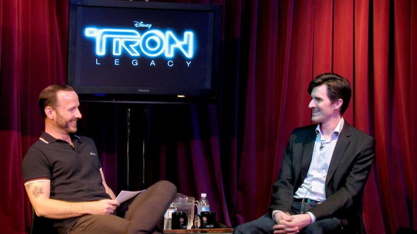 Jason Bentley presents an exclusive Tron: Legacy soundtrack preview when he talks with director Joseph Kosinski about the much anticipated film and shares highlights from Daft Punk's score in the 10 o'clock hour on Morning Becomes Eclectic.
