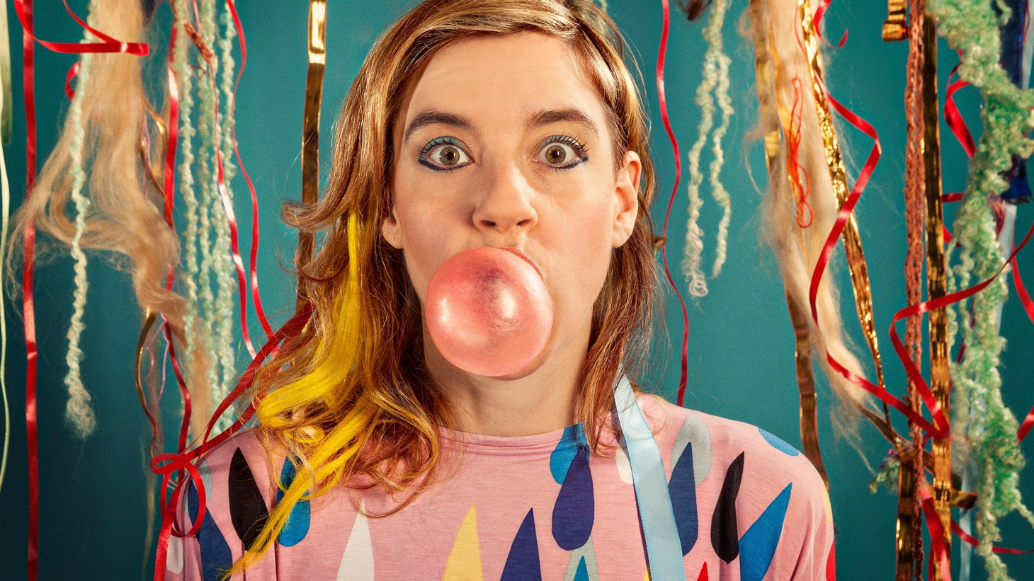 Merrill Garbus is an imaginative and whimsical artist best known as Tune-Yards. She delights with each new recording and her latest is no exception.