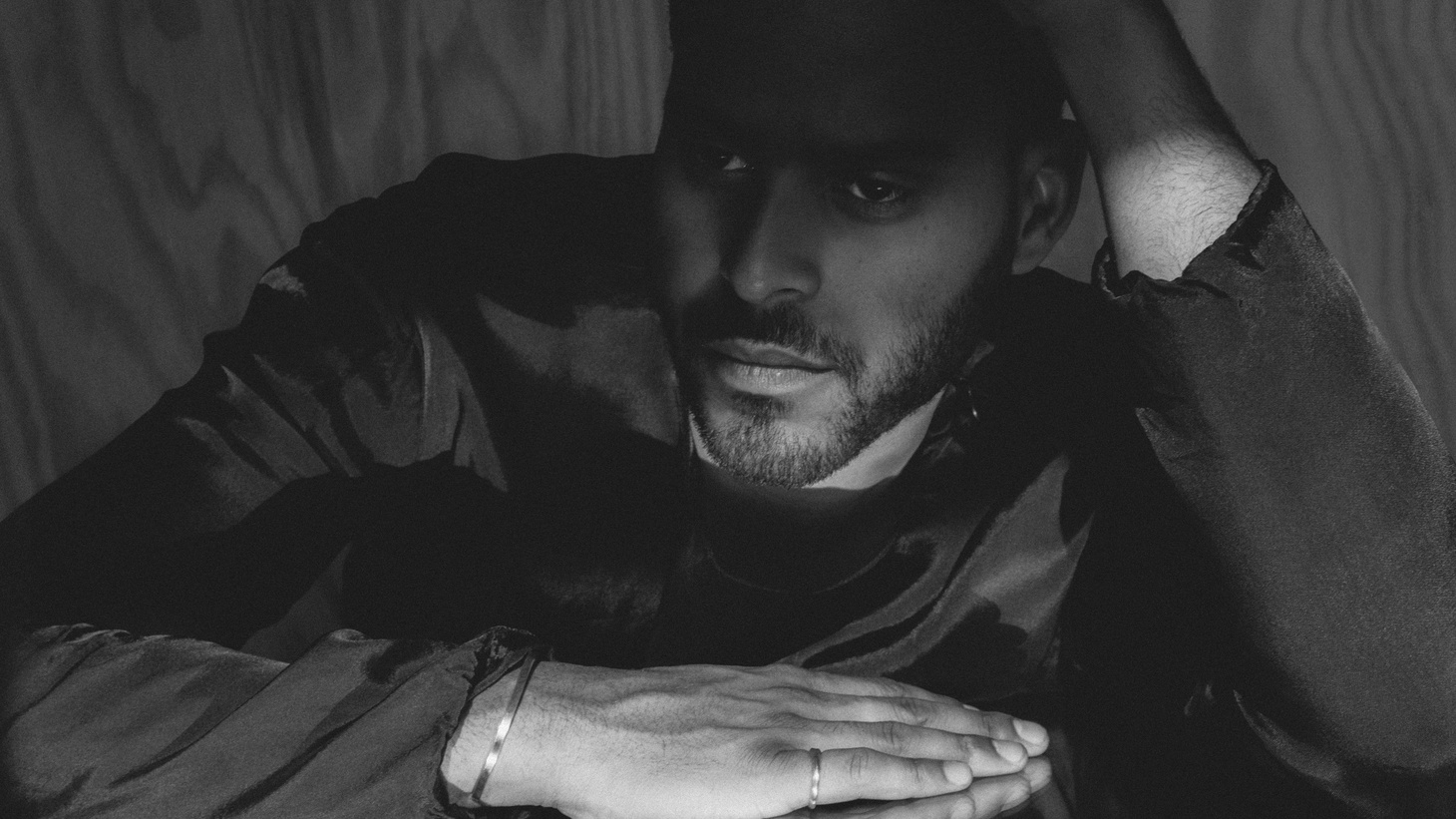 Brooklyn indie pop sensation Twin Shadow continues to examine life through revved up guitars, darker ballads, and moody New Wave tracks.The first stop on his upcoming tour will be a live set onMorning Becomes Eclectic at 11:15am.