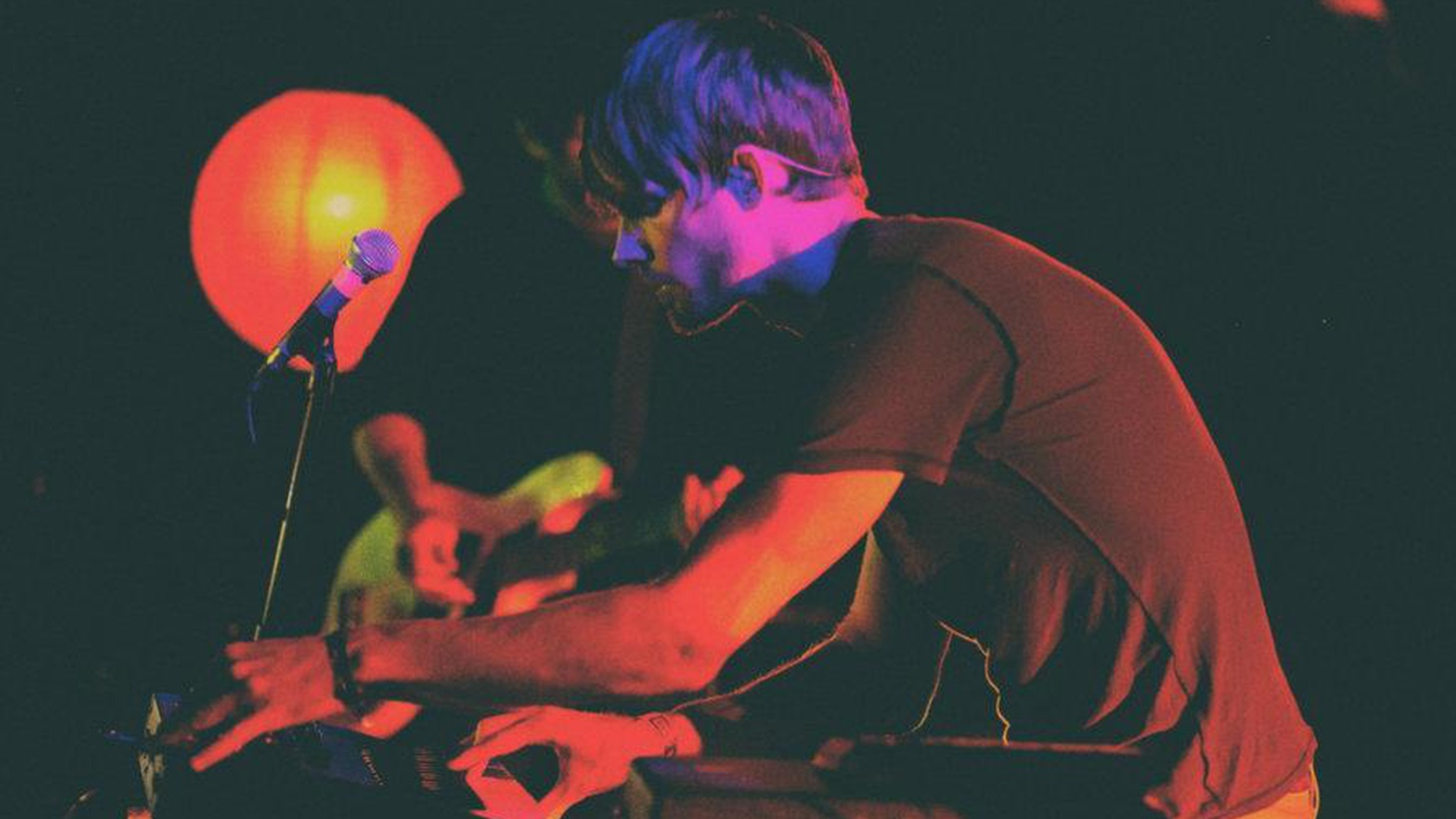 Graphic designer Scott Hansen, also known as Tycho, found his musical identity creating the sonic equivalent of the images he favors in his visual art work.