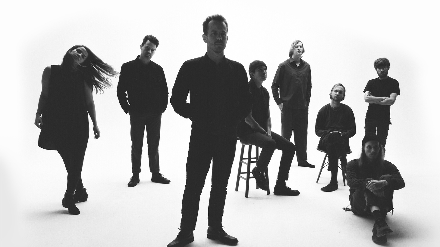 Portland, Oregon collective Typhoon crafts ornate, big-hearted indie rock anthems and returned with their highly anticipated album Offerings after a four-year hiatus.