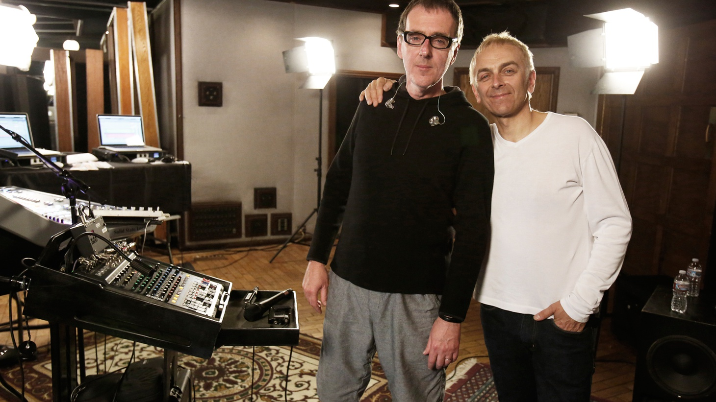 The latest release from Underworld is one of the most played records at KCRW right now. More than 30 years into their career, the electronic music pioneers continue to impress us.