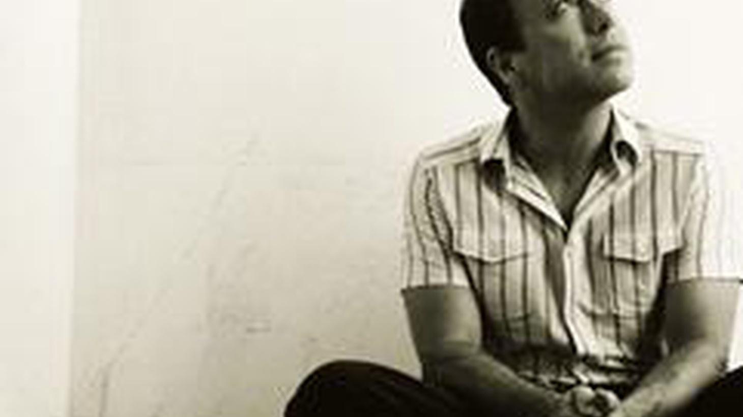 Legendary producer Van Dyke Parks joins Chris Douridas in studio.