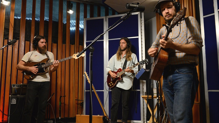 We're always excited about a new record from Vetiver's Andy Cabic.