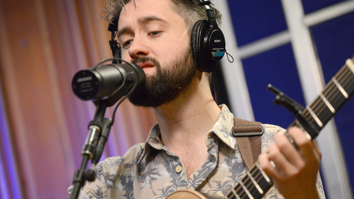 Conor O'Brien, aka Villagers, is able to strike an emotional chord with his music.