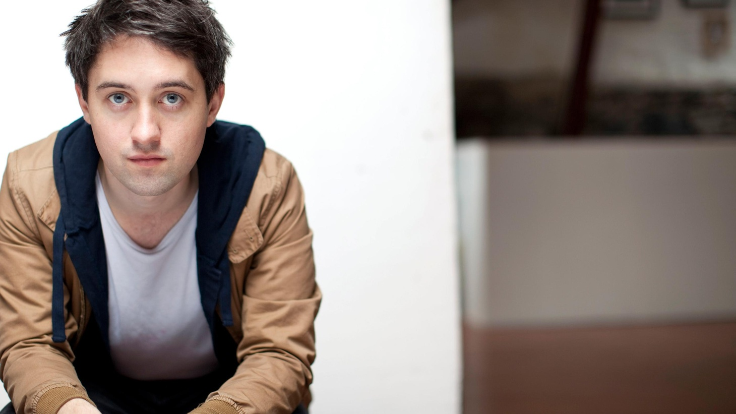 Conor J O'Brien strikes a chord when it comes to bittersweet melodies. The Irish songwriter is the force behind the band Villagers and we enjoy a set of tunes...