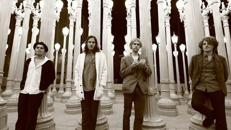 L.A.'s own Voxhaul Broadcast are a band to watch in 2010, creating hook-filled anthems of love and longing. We'll will be treated to a live session on Morning Becomes Eclectic at 11:15am before they head out to The Hammer Museum for the Also I Like To Rock series on Thursday.