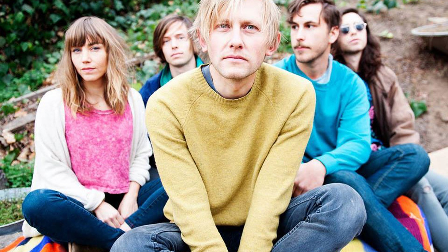 Bay area band Waters is fronted by Van Pierszalowski, the man behind the nautically-themed group Port O'Brien.