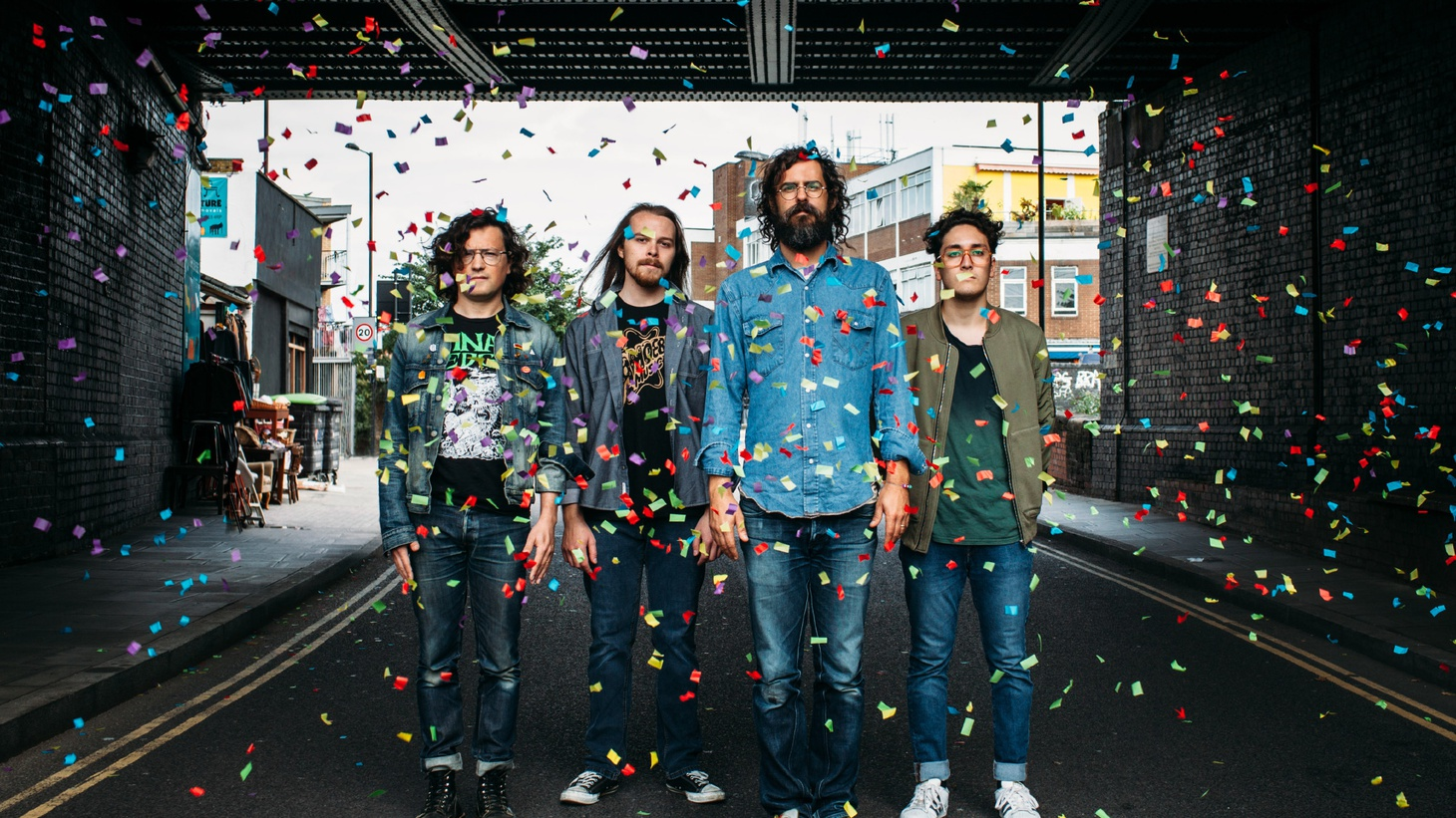 Seven albums in and White Denim still know how to rock. Their latest album, Side Effects, comes 11 years into a career that has kept their supercharged and wired guitar sound at the forefront of their music.