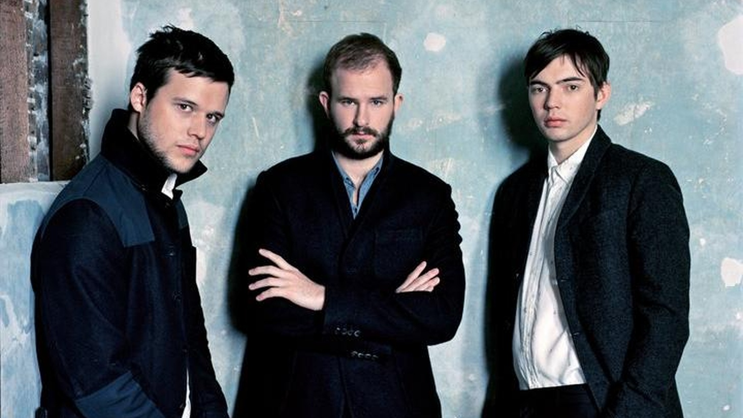 London trio White Lies offer brooding rock with soaring choruses that are incredibly catchy. Their music is a dark-edged nod to the 80's and you can hear it live when they perform on Morning Becomes Eclectic at 11:15am.