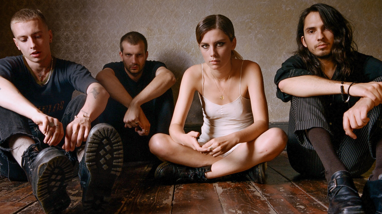 The sophomore album from London rockers Wolf Alice is a bold move forward for a band that came out of the gate with confidence and determination on their 2015 debut.