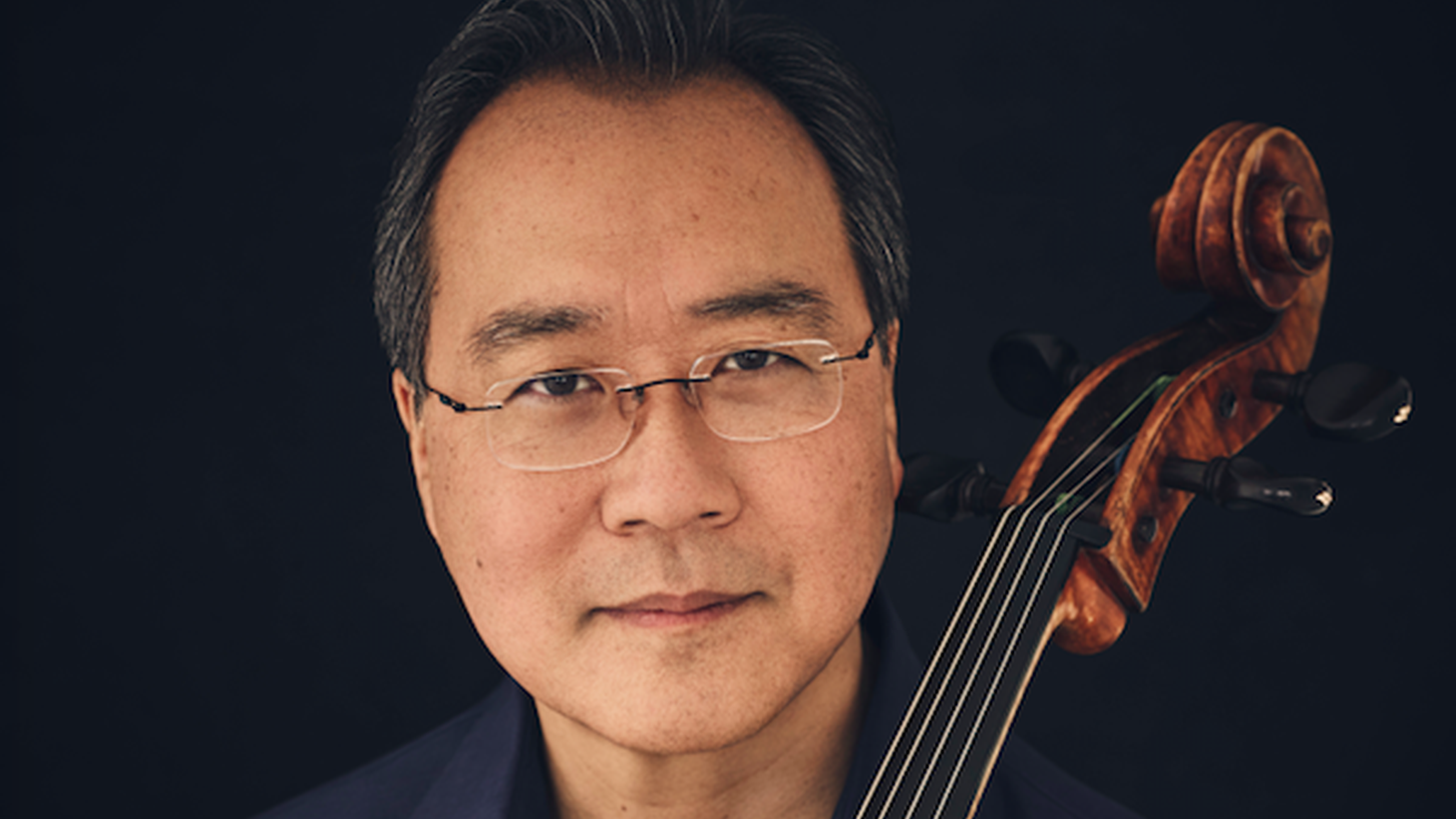 Yo-Yo Ma is widely regarded as one of the greatest cellists of all time and joins us for a solo live performance at 10am to play the music of Bach.