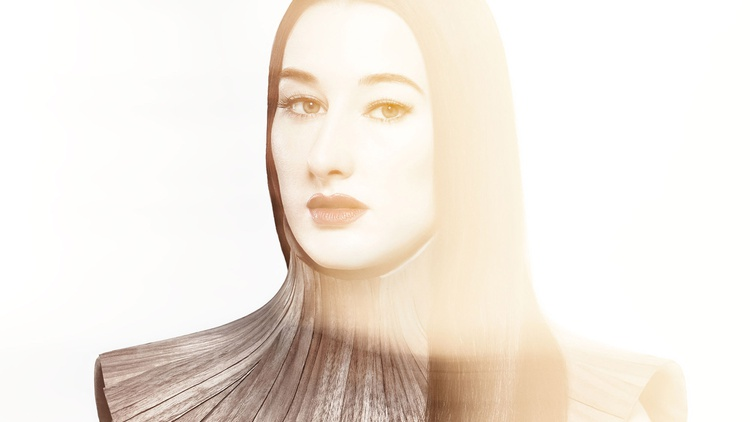 A dark princess of sound Zola Jesus has an unmistakable presence and a powerful voice that drives a series of electro-pop gems on her new album. The LA artist graces us with a live performance on Morning Becomes Eclectic.