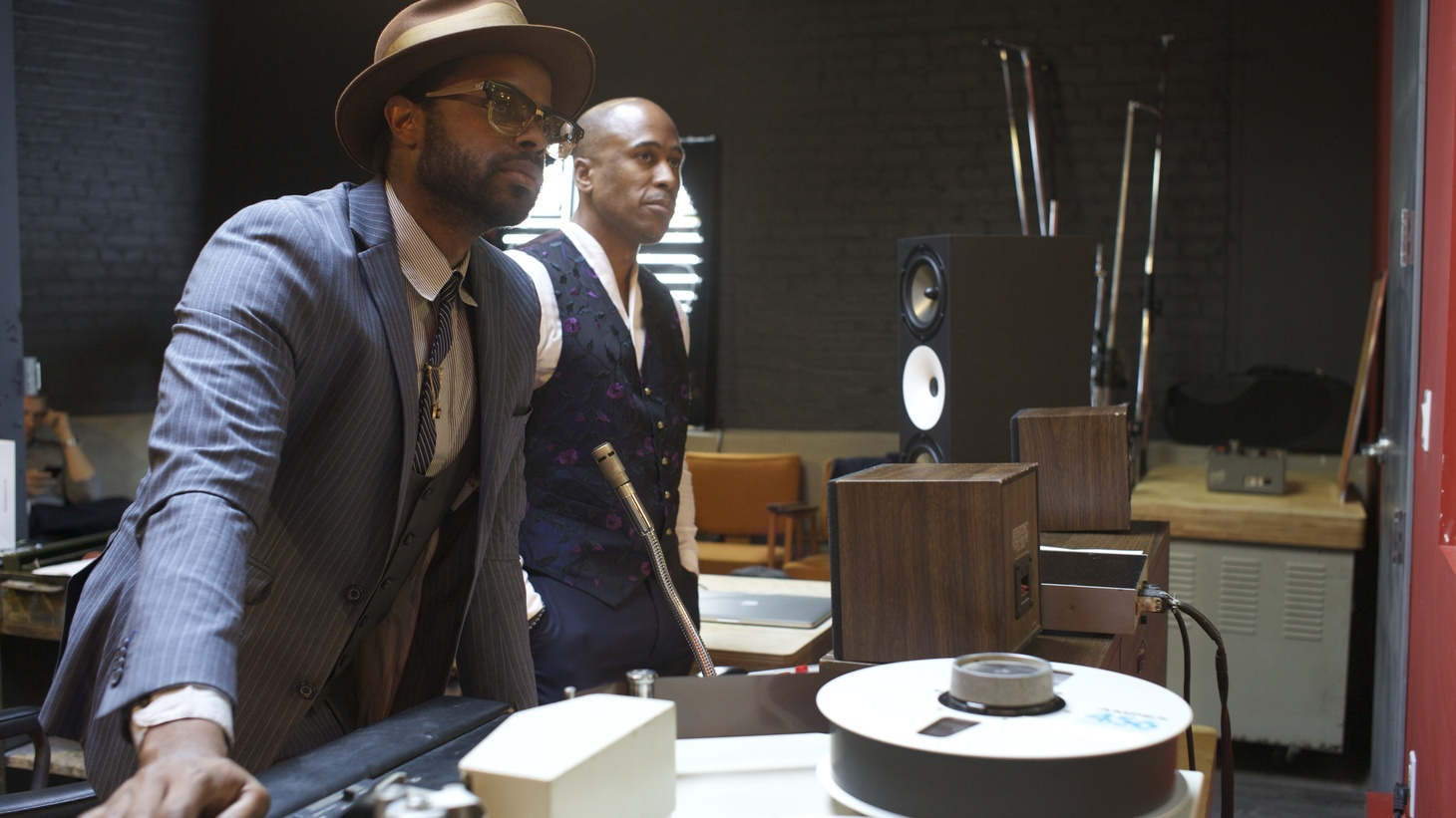 Adrian Younge and Ali Shaheed Muhammad.