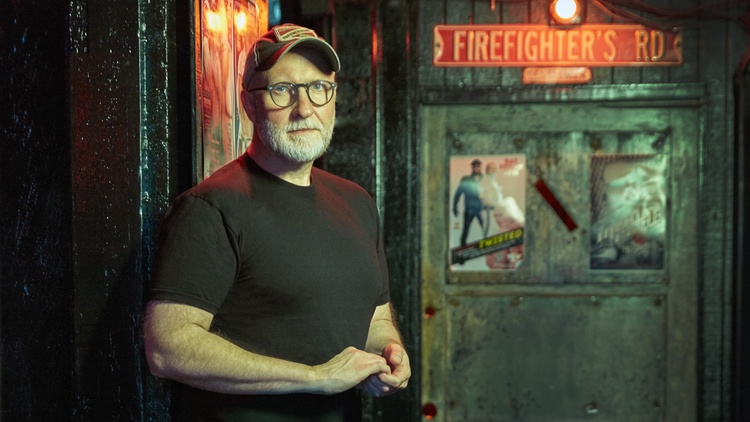 Private Playlist: Bob Mould seeks artful inspiration from Janelle Monáe, Elliott Smith, and The Byrds