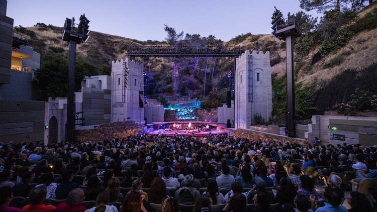 The Ford announced its return to live music and theater Wednesday with its 2021 summer lineup running July 30 through October 31.