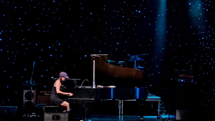 Classically trained pianist Holly Bowling has spent the last few years re-imagining the music of two legendary bands: the Grateful Dead and Phish.
