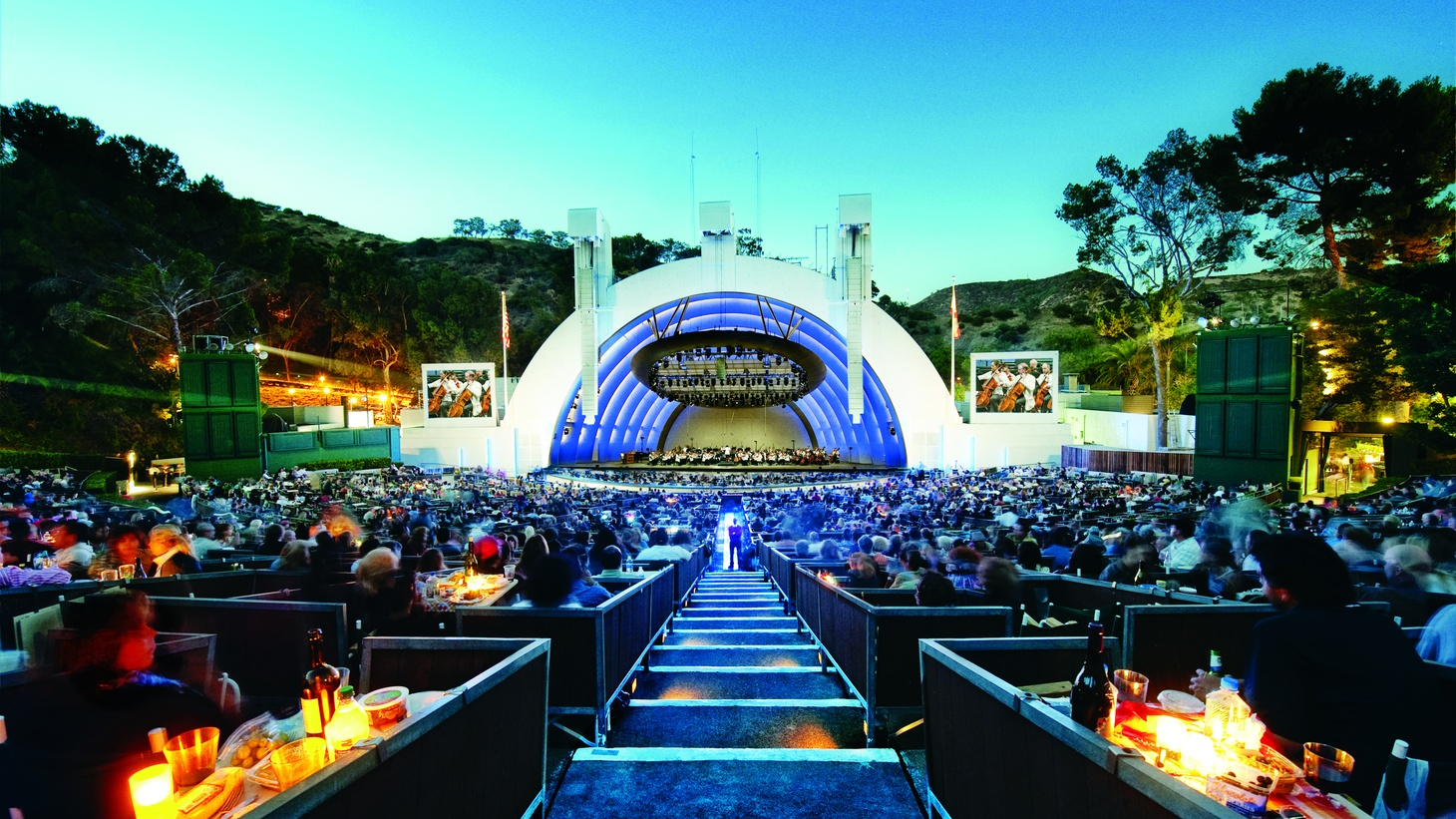 The Hollywood Bowl returns in July for the 2021 KCRW World Festival.