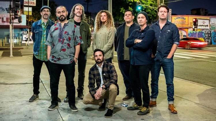 In Residence: Jungle Fire's thrilling TropiFunk is a melting pot of Los Angeles sounds