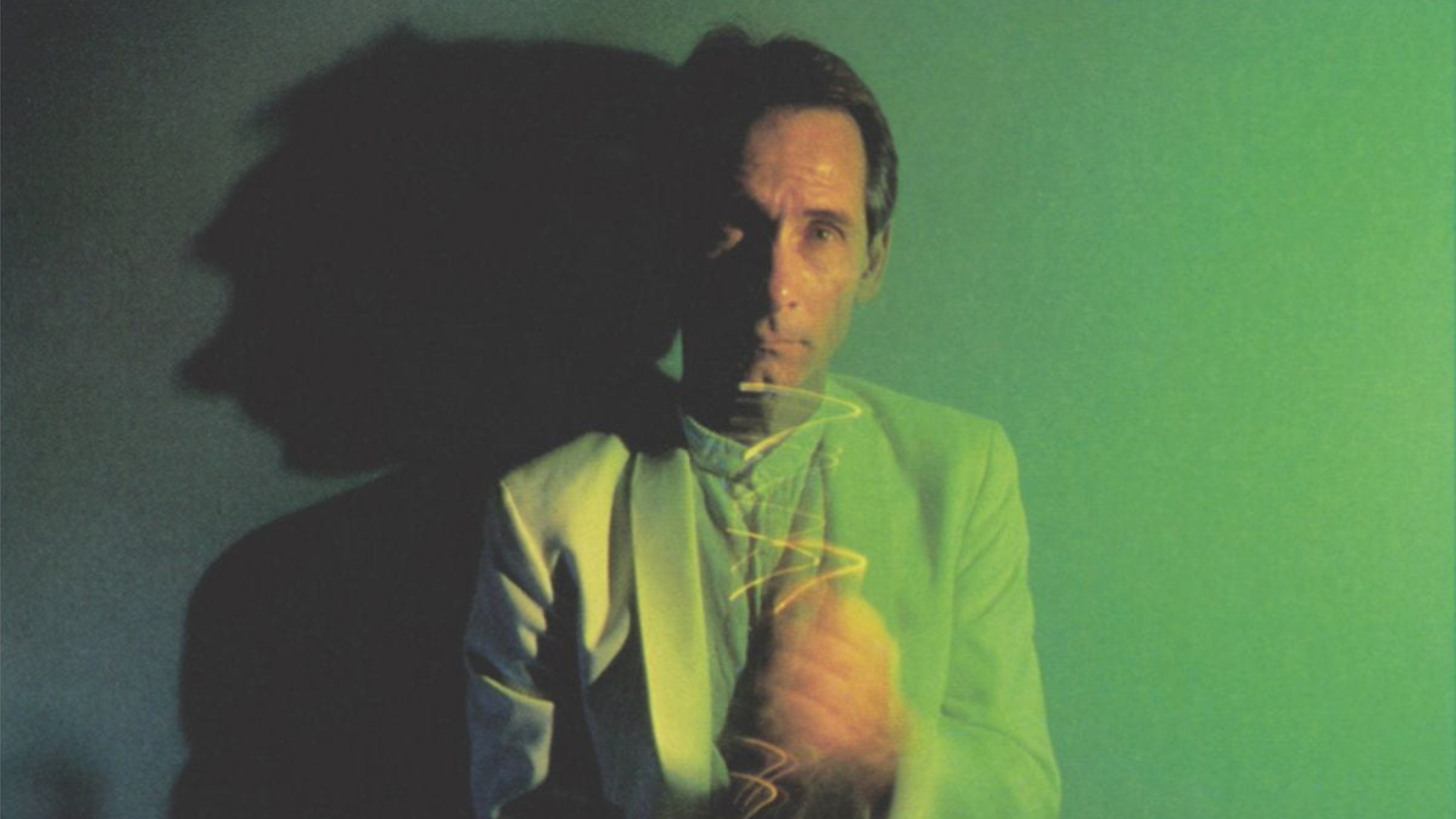 The late avant garde composer Jon Hassell in 1981.