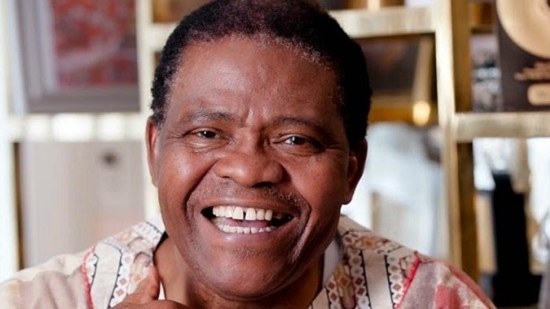 1988 MBE Ladysmith Black   Mambazo   performance and interview with Joseph Shabalala, who recently passed away on February 11, 2020.